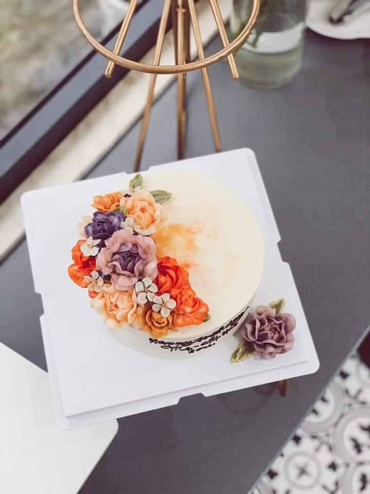 Bánh kem The Pixee cake
