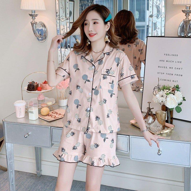 Gợi ý 5 mẫu đồ bộ Pijama dễ thương cho nữ