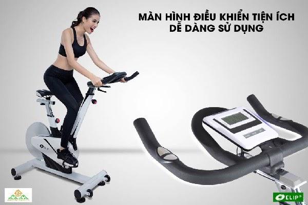 Xe đạp tập thể dục tại nhà loại nào tốt