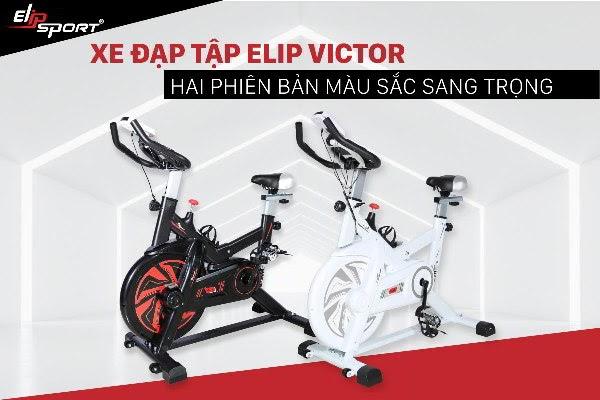 Xe đạp tập thể dục ELIP Victor