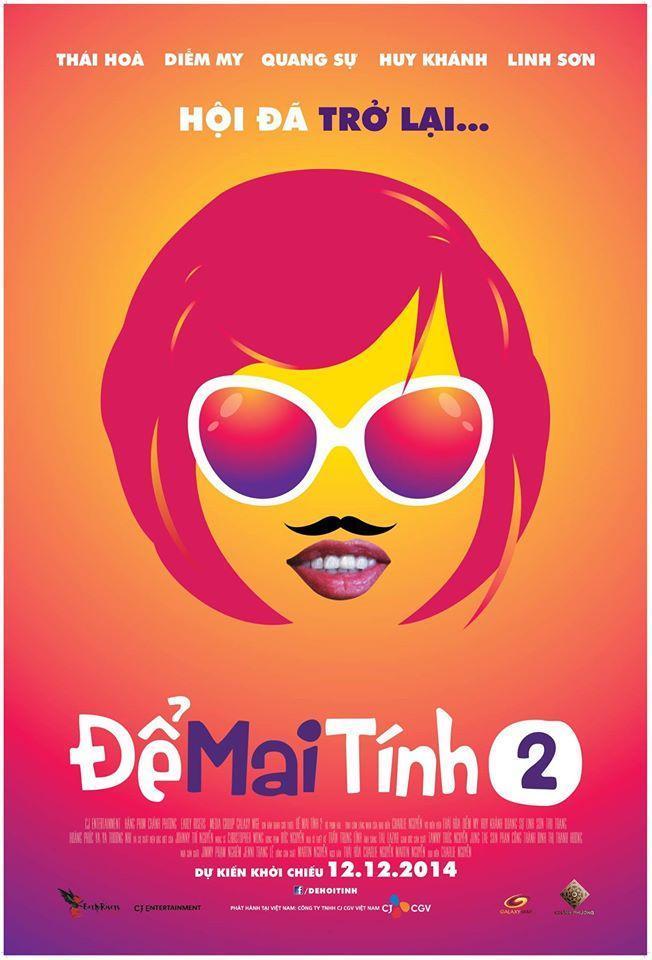 Poster phim Để Mai Tính 2 . (Ảnh: Internet)