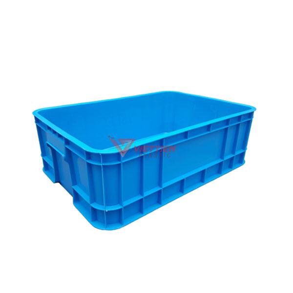Thùng Nhựa Đặc B1, Thùng Nhựa Chất Lượng Cao - Nhựa Việt Tiến