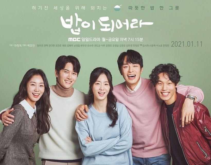 Top phim Hàn siêu hot sẽ lên sóng ngày đầu năm 2021