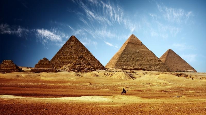Khu lăng mộ Giza