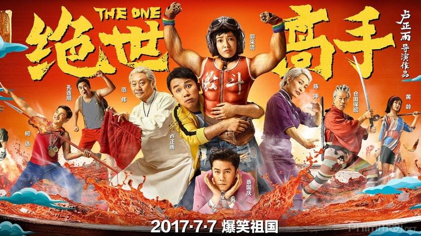 Tuyệt Thế Cao Thủ-The One (2017) [HD-Thuyết minh]
