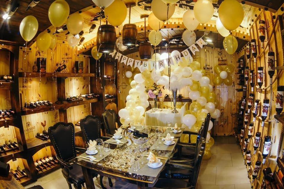 Cheer House thích hợp với những bữa tiệc thân mật
