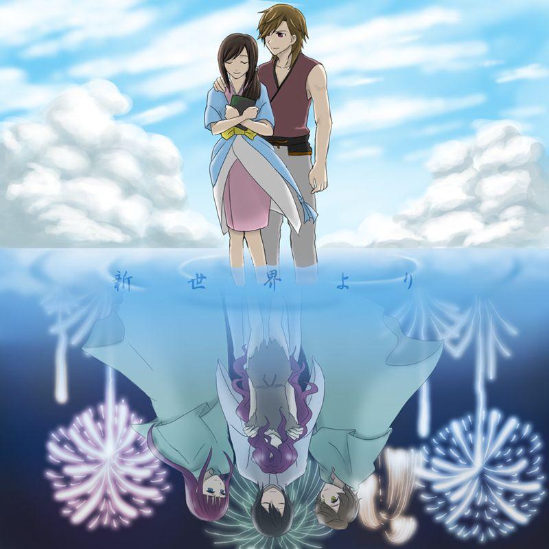 From the New World. Makes me wanna cry all over again. | Anime, Samurai flamenco, Manga anime