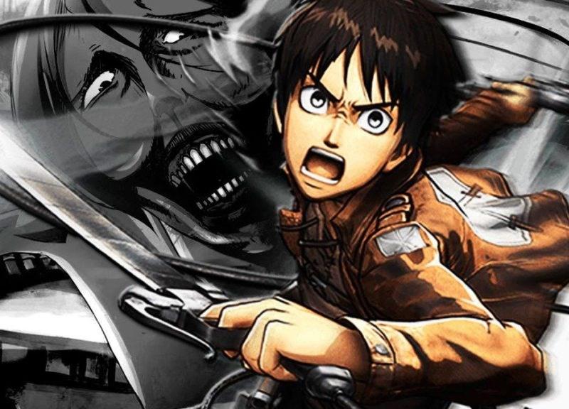 Eren và Titan