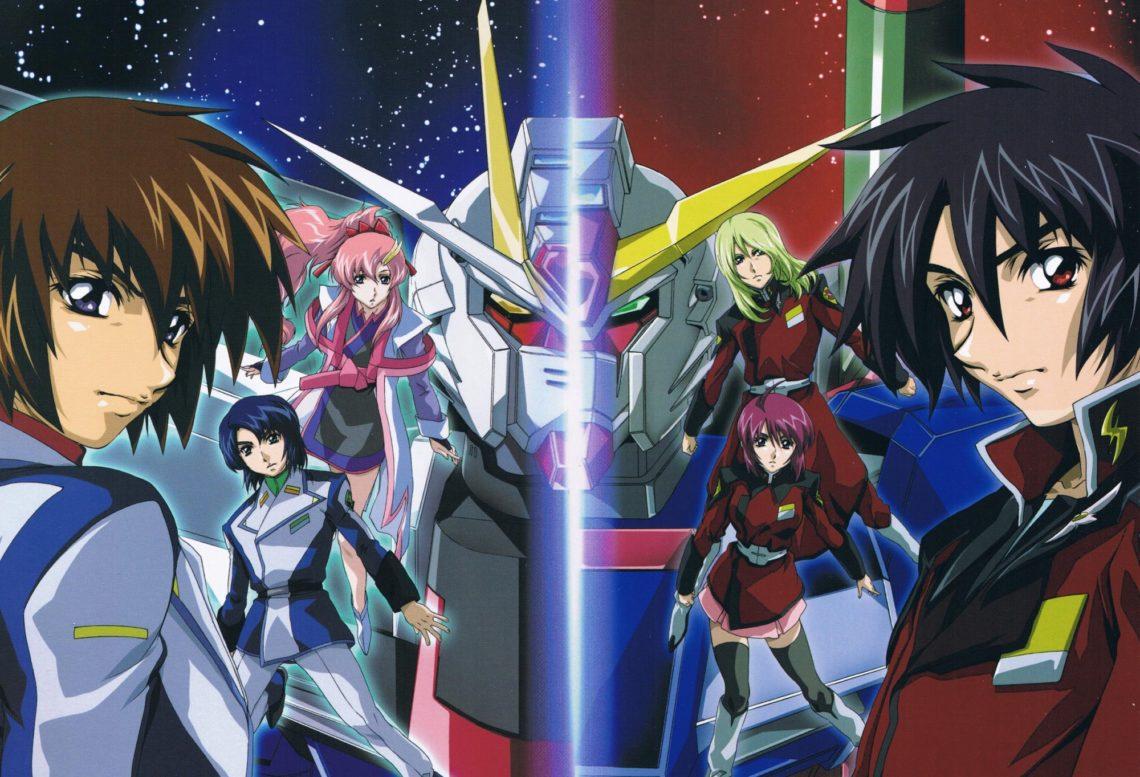 Timeline siêu lộn xộn của vũ trụ Gundam Hiệp Sĩ Bão Táp