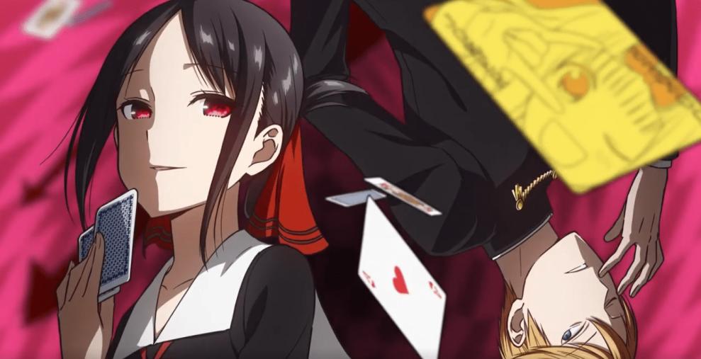 Xem Anime Kaguya-sama wa Kokurasetai? Tensai-tachi no Renai Zunousen 2nd  Season   Cuộc Chiến Tỏ Tình Phần 2 (2020) [HD Vietsub]