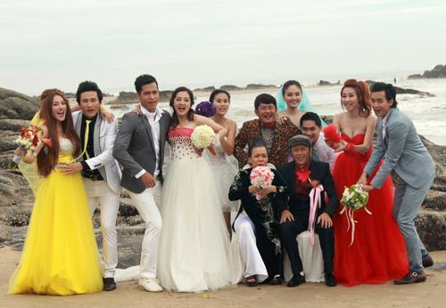 Nha co nam nang tien | Bảo Anh cưới Trương Thế Vinh