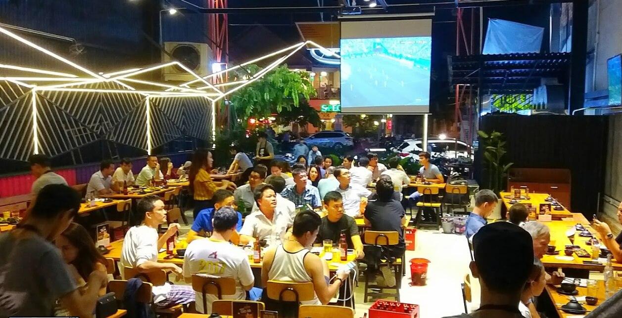 """10 Quán nhậu Sài Gòn – Tp HCM cực đắt khách """"đi sớm mới còn chỗ"""""""