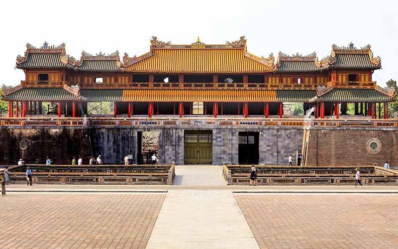 Đại Nội Kinh Thành Huế - HAVICO Tour