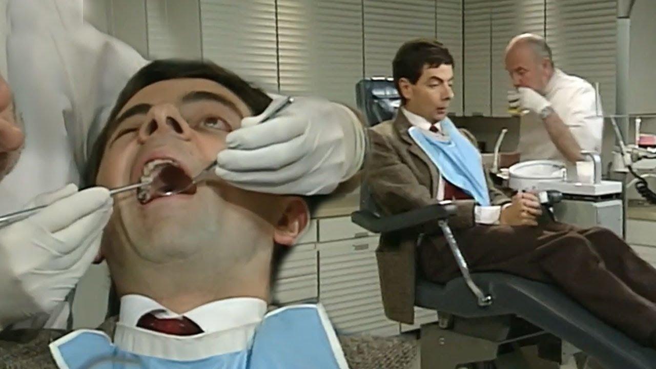 Mr Bean at the Dentist | Mr Bean Full Episodes | Mr Bean Official - YouTube