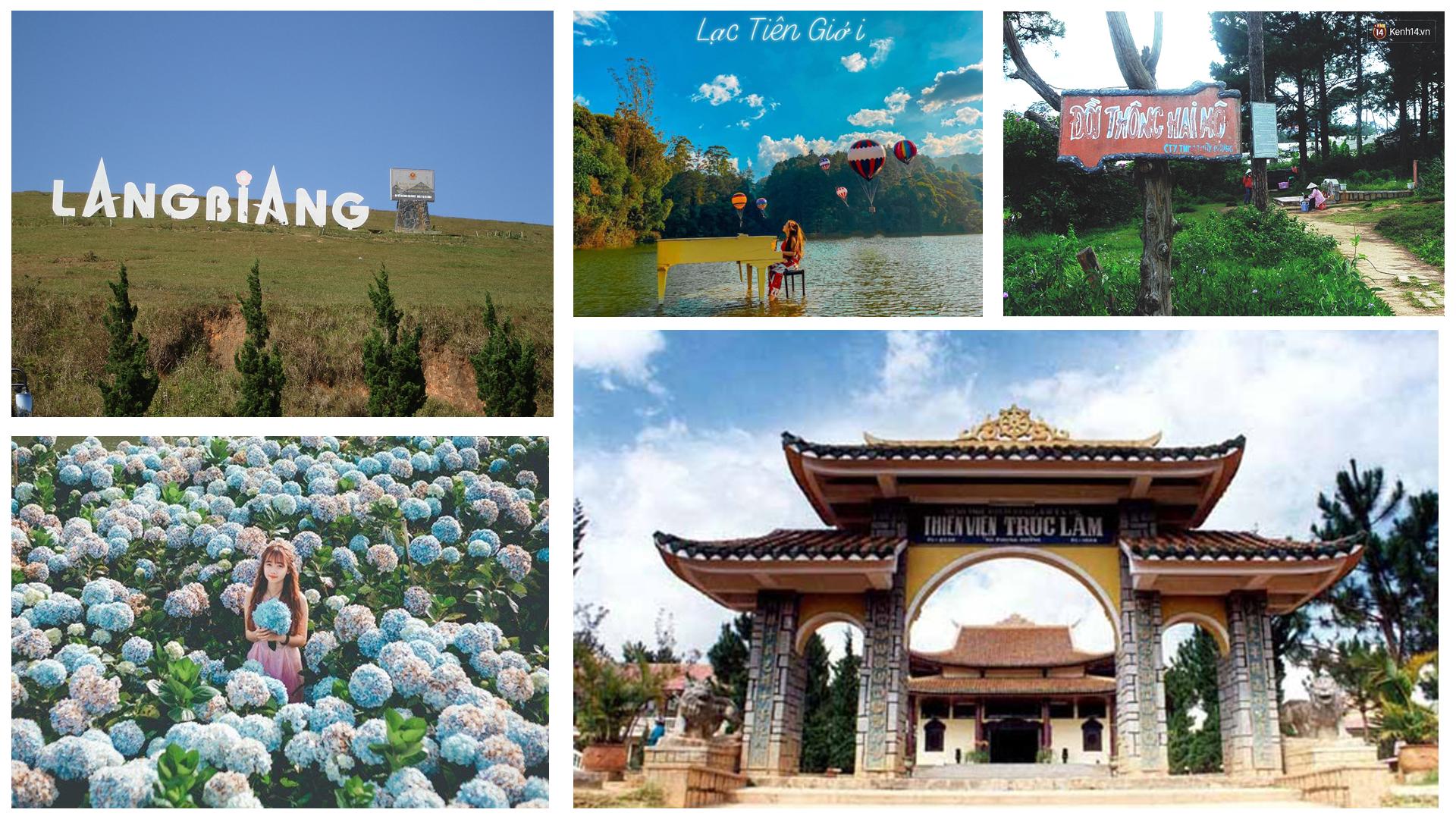 Top 100 địa điểm du lịch Đà Lạt hấp dẫn và có view đẹp nhất năm 2020 | Du  Lịch Đà Lạt OnlineDu Lịch Đà Lạt Online