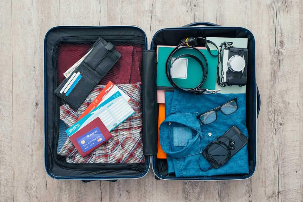 5 mẹo hữu ích trong việc chuẩn bị đồ đi du lịch | ELLE Man