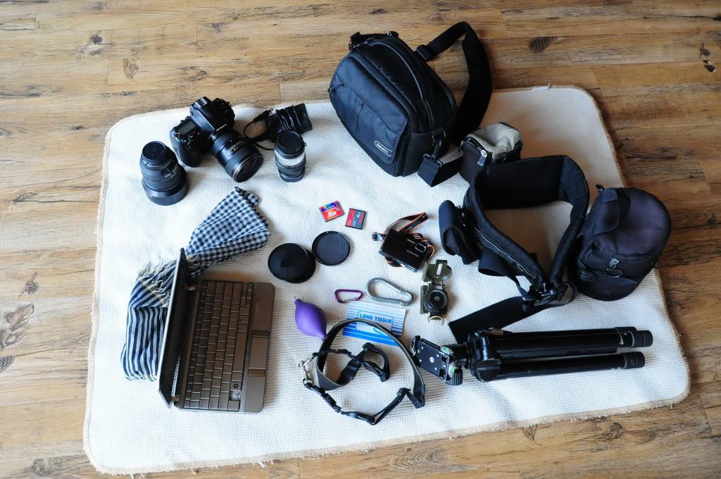 Những vật dụng cần thiết khi đi du lịch một mình - Vntrip.vn