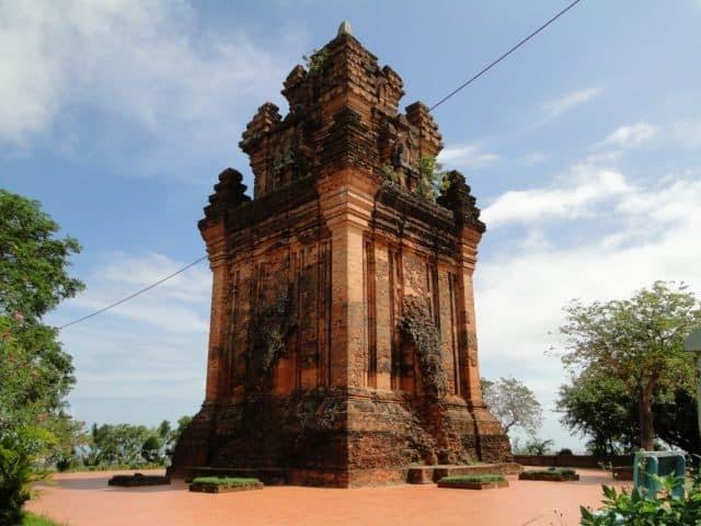 Kiến trúc tháp Nhạn Phú Yên