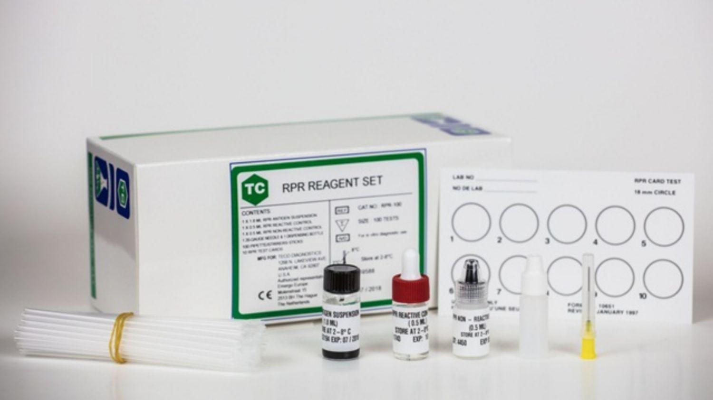 Xét nghiệm RPR trong chẩn đoán bệnh giang mai