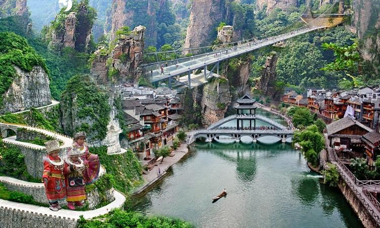 Top 10 địa điểm du lịch nổi tiếng nhất tại Trung Quốc